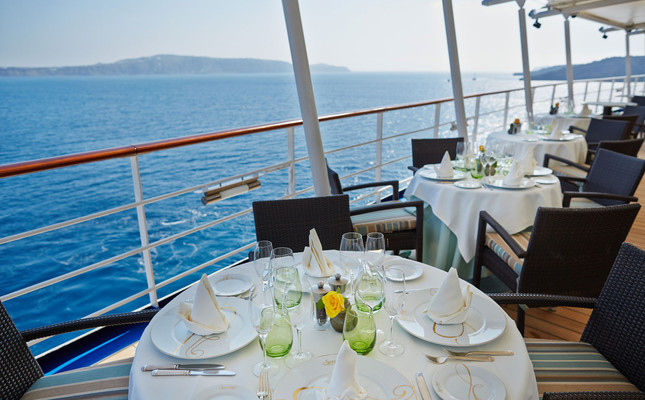 Sette Mari at la Veranda - Seven Seas Mariner